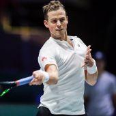 El tenista canadiense, Vasek Pospisil