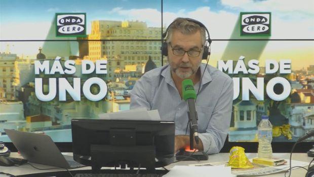 VÍDEO del monólogo de Carlos Alsina en Más de uno 05/12/2019