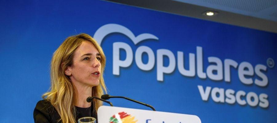 Abuchean a Cayetana Álvarez de Toledo en Bilbao por el Día de la Constitución