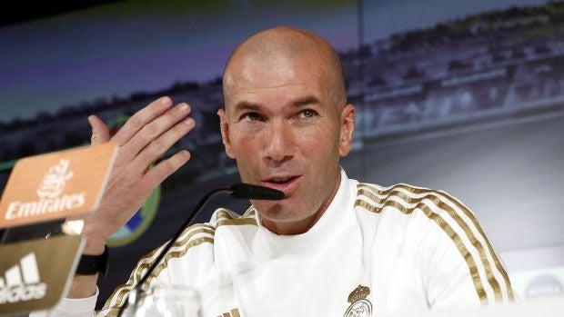 "Zidane: ""No voy a prohibir nada a Bale, ya son mayores"""