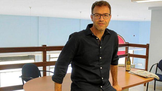 "Miquel Oliver, alcalde de Manacor, que ha criticado a Nadal: ""Soy independentista"""
