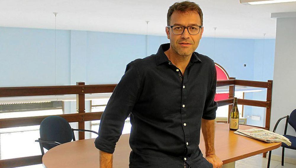 El alcalde Manacor, Miquel Oliver.