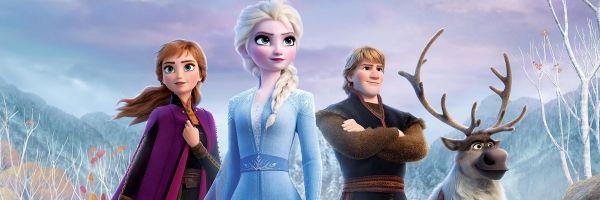 Imagen promocional de 'Frozen 2'