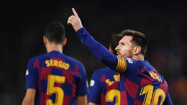 Se vuelve viral el anuncio que vende una moneda de euro tocada por Messi