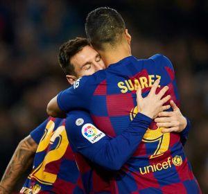 El Sanedrín: El 'hat trick' de Messi y el golazo de Suárez
