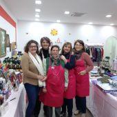 El mercadillo de Amuma ha abierto hoy sus puertas en Ciudad Real