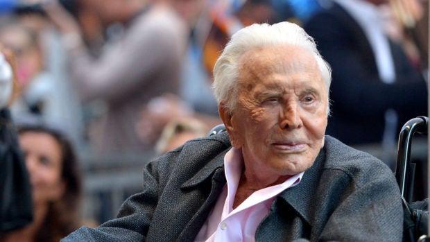 Fallece el actor Kirk Douglas a los 103 años