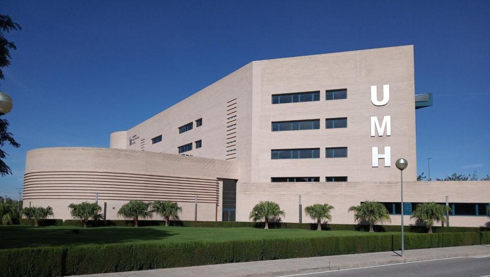 Edificio Rectorado y Consejo Social de la Universidad Miguel Hernández de Elche.