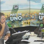 VÍDEO Entrevista completa con Manuela Carmena en Más de uno 09/12/2019