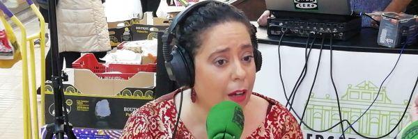 """Pilar Escuder: """"Es normal la risa fácil, aceptamos las críticas pero pedimos colaboración a todos los colectivos festeros"""""""