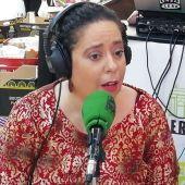 Pilar Escuder, hoy en Onda Cero Castellón.