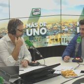 VÍDEO Entrevista completa a Javier Fernández en Más de uno 10/12/2019