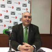 Carlos Marín, durante una entrevista en Onda Cero Ciudad Real