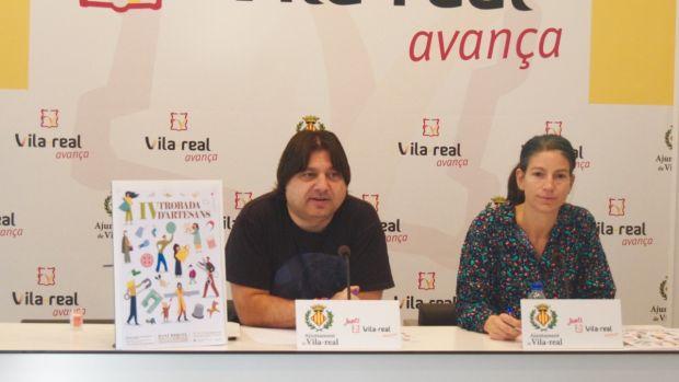 El regidor d´Agricultura José Chalmeta ha presentat la programació de la Trobada d´Artesans.