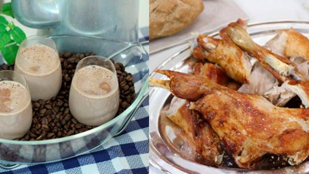 Las recetas de Robin Food: Cordero asado y chocolate caliente