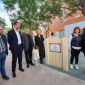 Inauguración del Jardín Cocinera Susi Díaz.