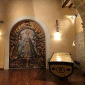 Nuevo arca de la Virgen de la Asunción de Elche.