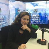 Estrella Morente, en Julia en la Onda