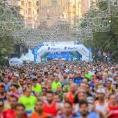El maratón de Málaga de 2018