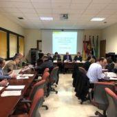 Reunión de la Junta de Gobierno de la CHG celebrada en Ciudad Real