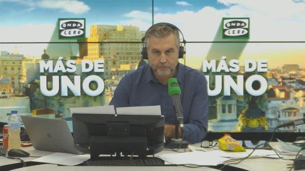 VÍDEO del monólogo de Carlos Alsina en Más de uno 12/12/2019