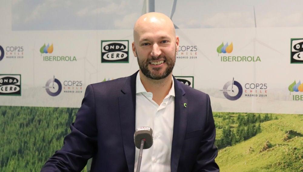 Roberto Mariscal, responsable de Innovación de Iberdrola España