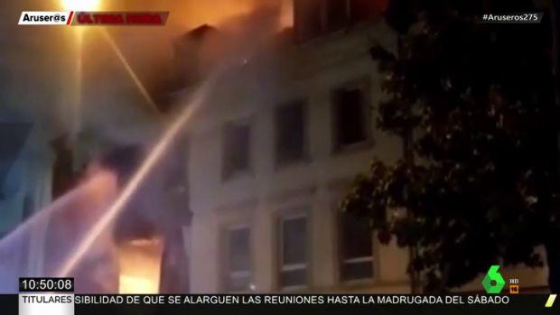 Al menos 1 muerto y 25 heridos tras una explosión en un bloque de viviendas en el este de Alemania