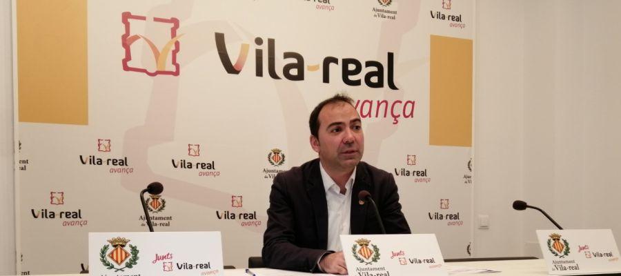 El regidor d´Economía ha explicat les característiques del nou taller d´ocupació que començarà el pròxim 23 de desembre.