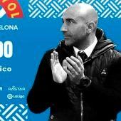 Abelardo, nuevo entrenador del Espanyol