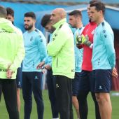 Abelardo, nuevo entrenador del Espanyol.