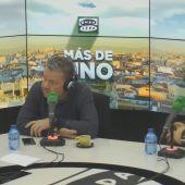 VÍDEO Entrevista completa a Cristina Pedroche y Alberto Chicote en Más de uno 30/12/2019