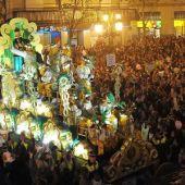 Cabalgata de Reyes en Sevilla