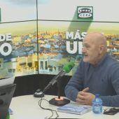 VÍDEO Entrevista completa a Sebastián Álvaro en Más de uno 02/01/2020