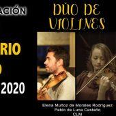 Teatro la sensación dúo de violines