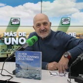 Sebastián Álvaro en el estudio de Onda Cero