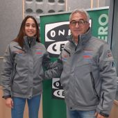 Manolo y Mónica Plaza