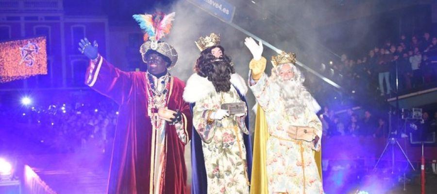 Els reis Mags d´Orient tornaràn a recòrrer Vila-real en la Cavalcada del pròxim diumenge.