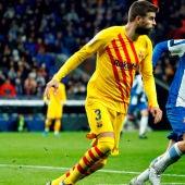 Gerard Pique ha repassat el moment del FC Barcelona