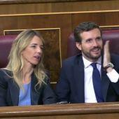 Casado se ríe de la propuesta de Sánchez para luchar contra las 'Fake News'