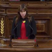 """Laura Borrás: """"Pedro Sánchez es el que se llena la boca de diálogo pero luego no descuelga el teléfono"""""""
