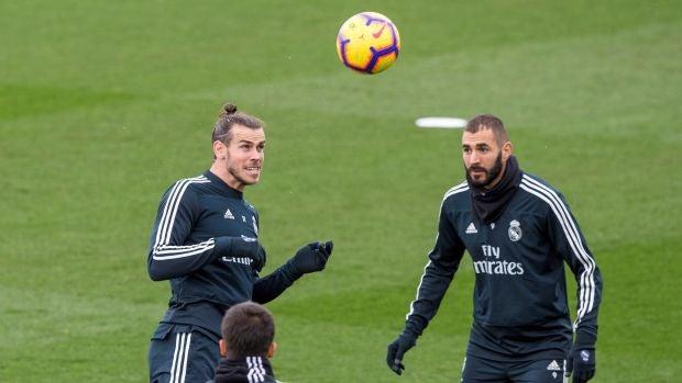 Sergio Ramos y Gareth Bale ausentes ante el Sevilla en la vuelta de Benzema