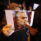 La muerte de Soleimaní reforzará la voluntad de Irán de permanecer en Siria