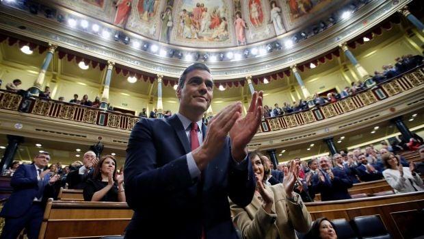 El programa que pudo haber sido | Así fue la verdadera votación de investidura de Pedro Sánchez