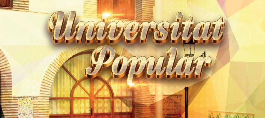 La campanya de la Universitat Popular comença el pròxim mes de febrer.