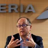Luis Gallego, actual consejero delegado de Iberia
