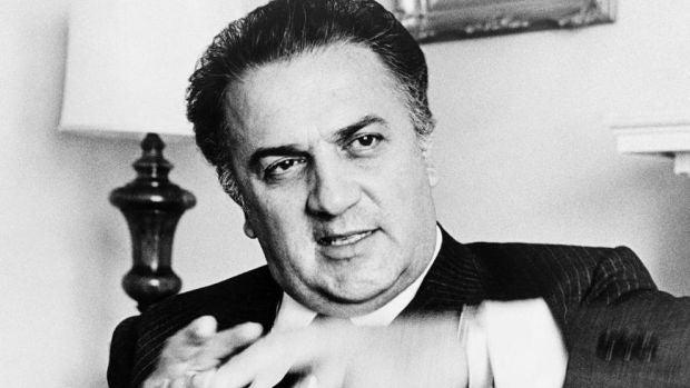 La Cultureta Gran Reserva: Fellini se inventó un mundo para filmarlo (y ese mundo permanece)