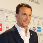 El nuevo director deportivo del Valencia CF, César Sánchez.