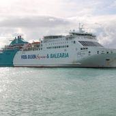 Buque Balearia