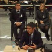 El exmayor de los Mossos, Josep Lluís Trapero