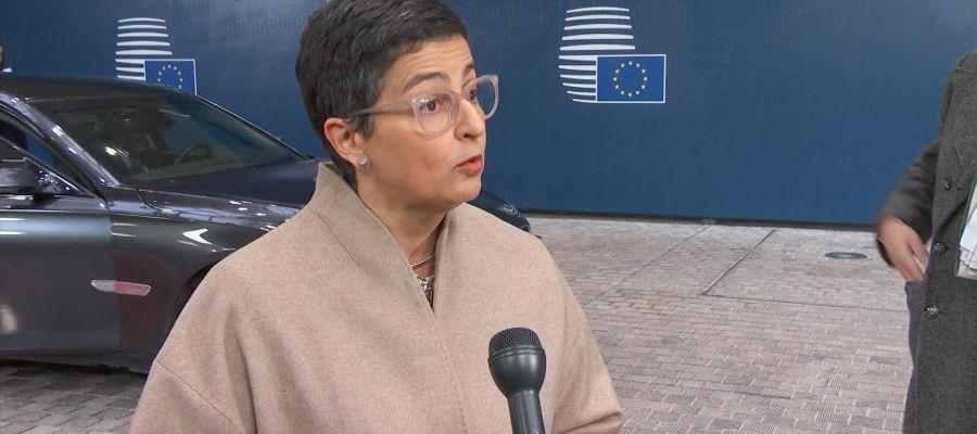 Ministra de Asuntos Exteriores, Arancha González Laya
